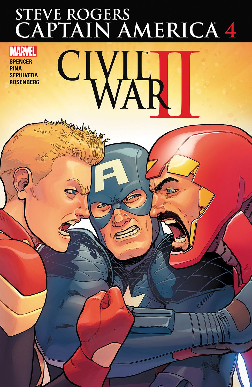 Captain America: Steve Rogers (2016) #4