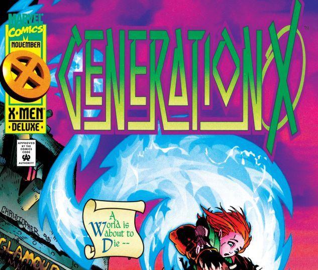 Generation X (1994) #9