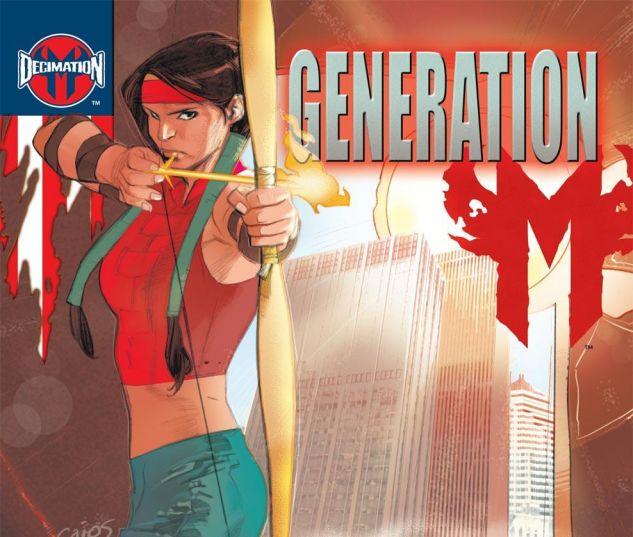 5 of 5 - 5XLS - Generation M