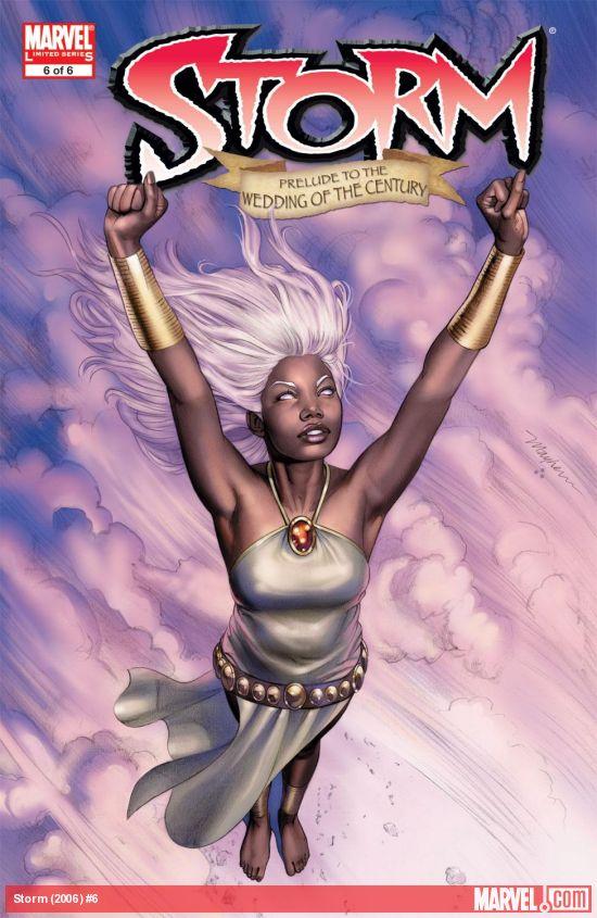Storm (2006) #6