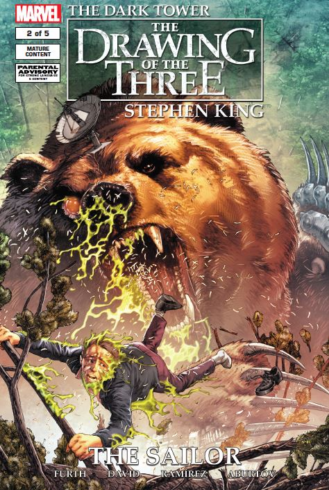 Dark Tower: The Drawing of the Three - The Sailor (2016) #2