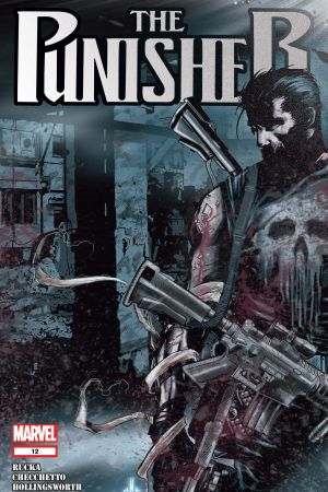 The Punisher (2011) #12