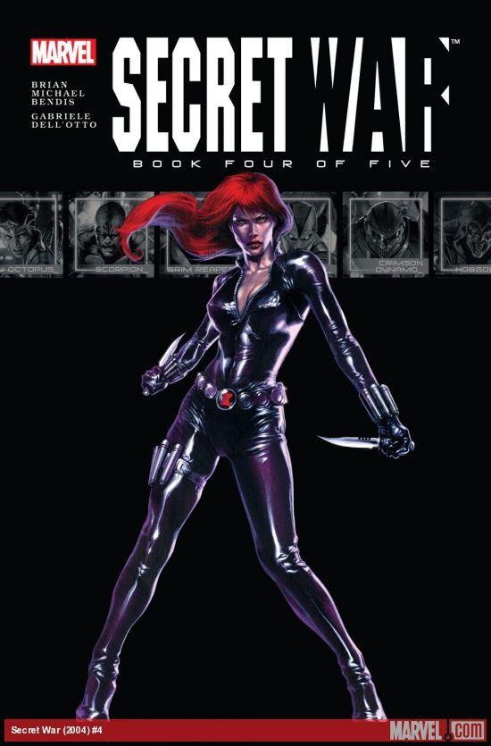 Secret War (2004) #4