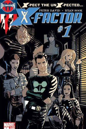 X-Factor: The Longest Night (Trade Paperback)