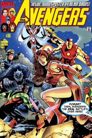 Avengers (1998) #36