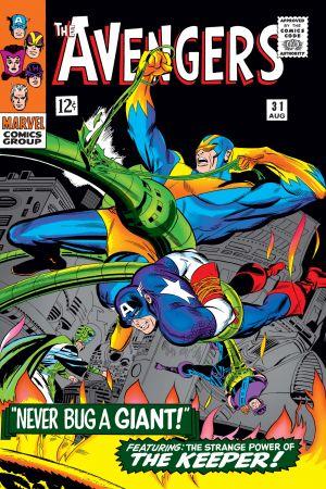 Avengers (1963) #31