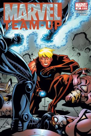 Marvel Team-Up (2004) #24