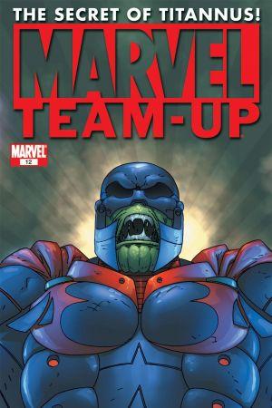 Marvel Team-Up (2004) #12