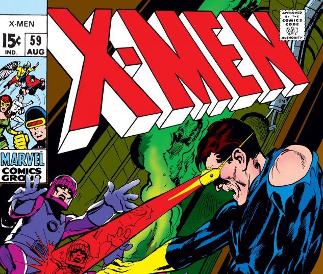 Uncanny X-Men (1963) #59