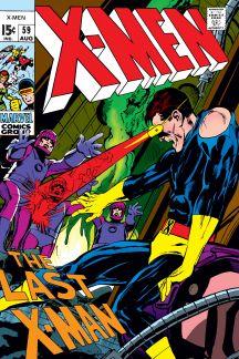 Uncanny X-Men #59