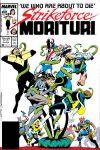 Strikeforce: Morituri (1986) #5