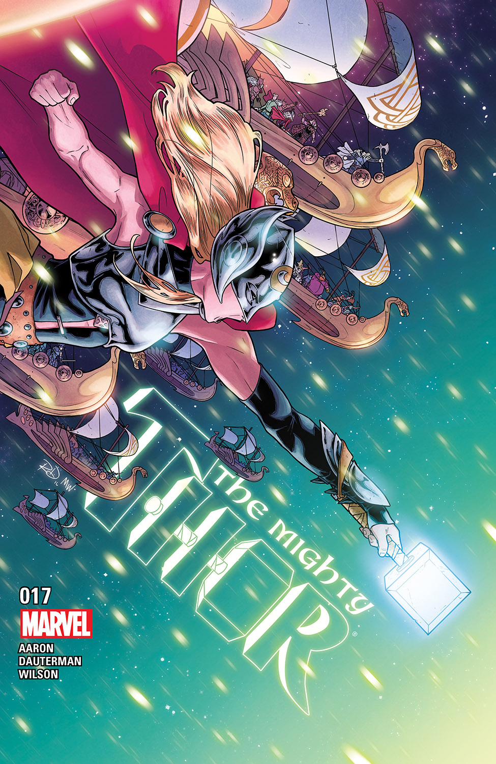Mighty Thor (2015) #17