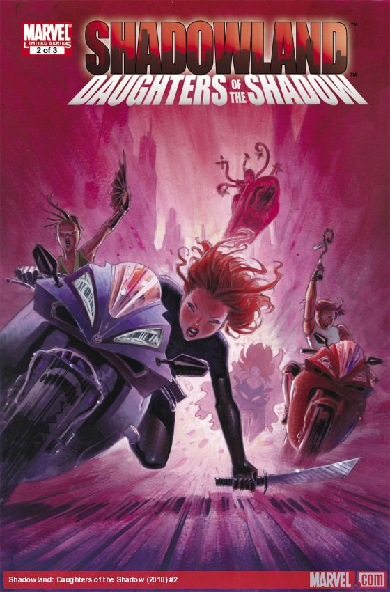 Shadowland: Daughters of the Shadow (2010) #2