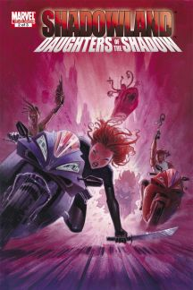 Shadowland: Daughters of the Shadow #2