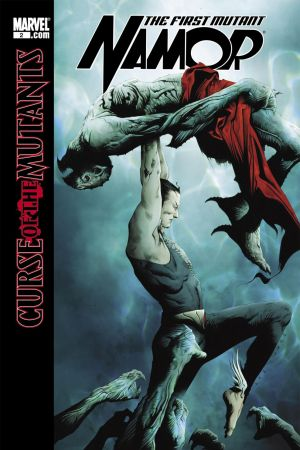 Namor: The First Mutant (2010) #2