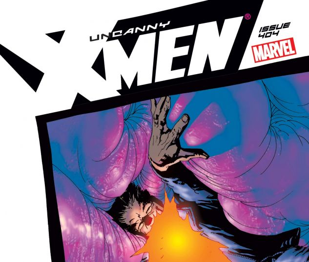 Uncanny X-Men (1963) #404