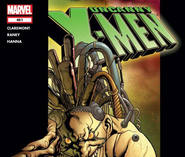 Uncanny X-Men (1963) #461