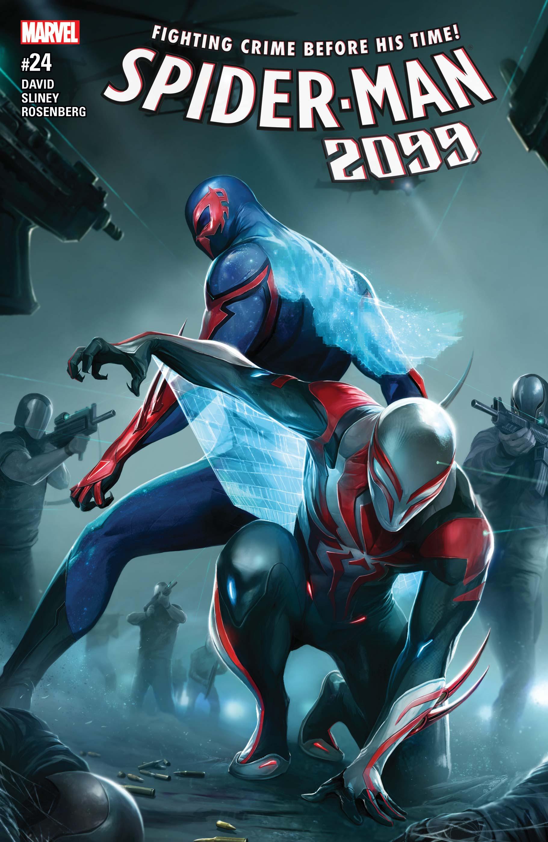 Spider-Man 2099 (2015) #24