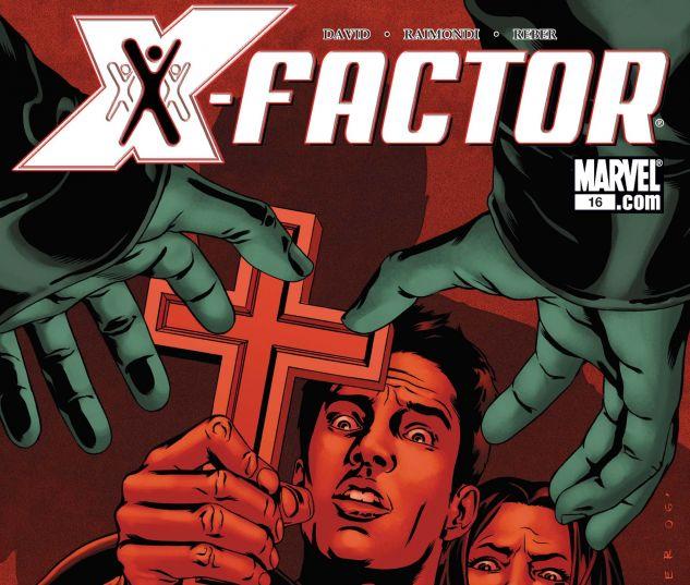 X-FACTOR (2005) #16