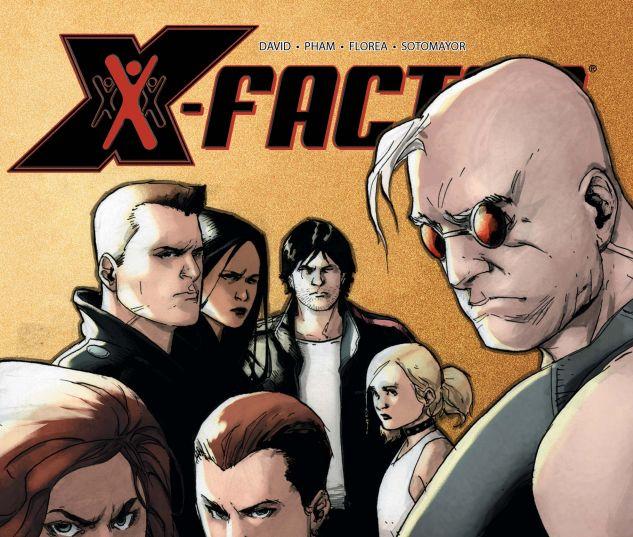 X-FACTOR (2005) #20