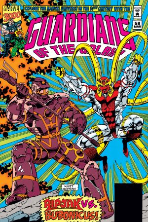 Guardians of the Galaxy #58