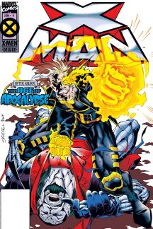 X-Man #4