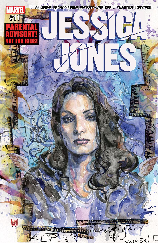 Jessica Jones (2016) #11