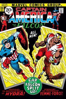 Captain America #144