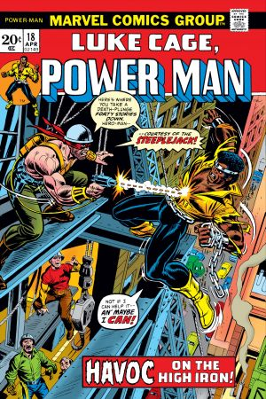 Power Man (1974) #18