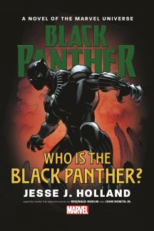 Black Panther: Who Is The Black Panther? Prose Novel (Hardcover)