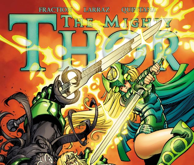 THE MIGHTY THOR (2011) #17