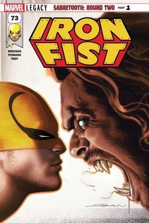Iron Fist (2017) #73