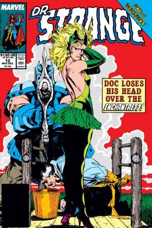 Doctor Strange, Sorcerer Supreme #12