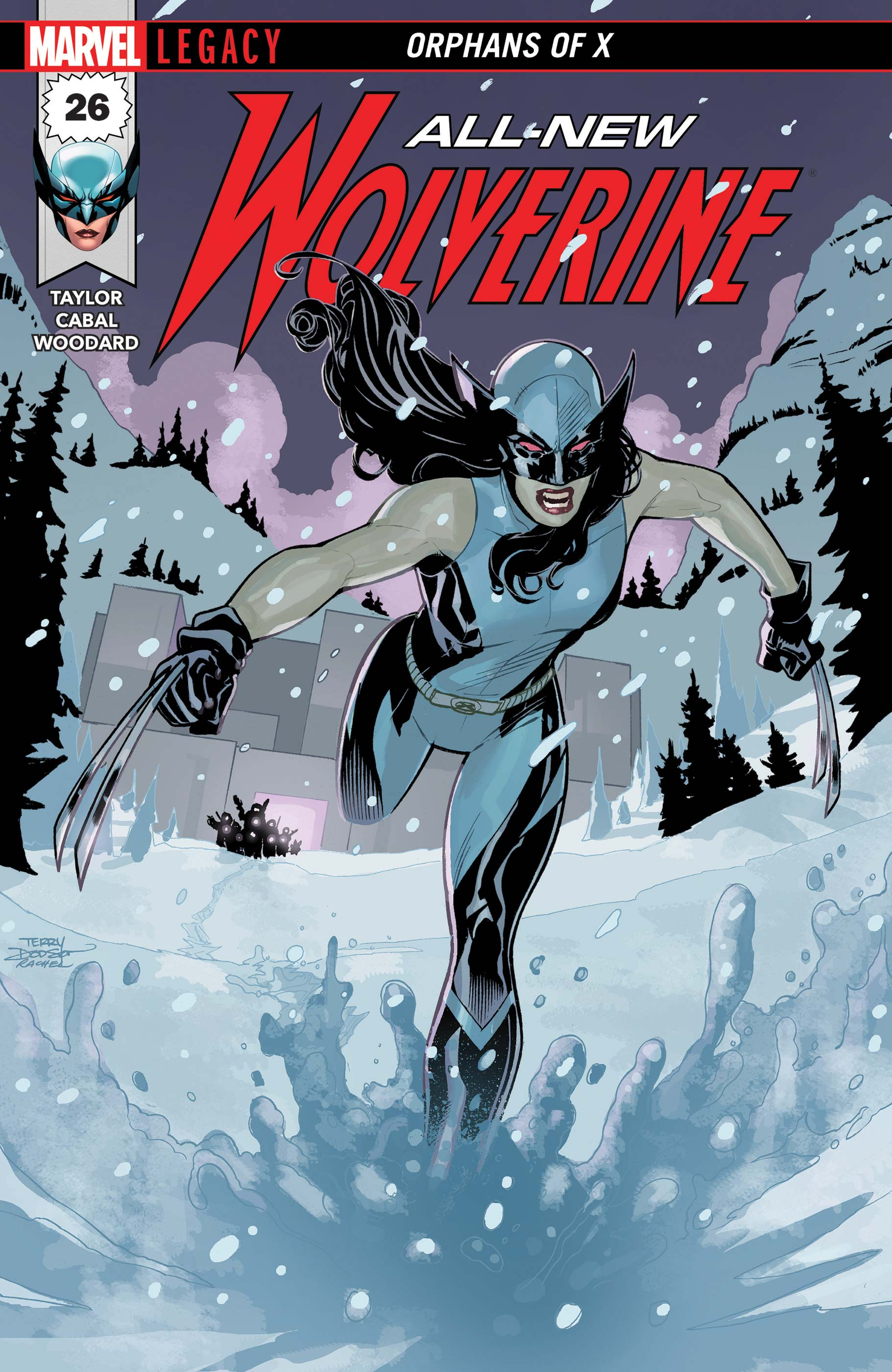 All-New Wolverine (2015) #26
