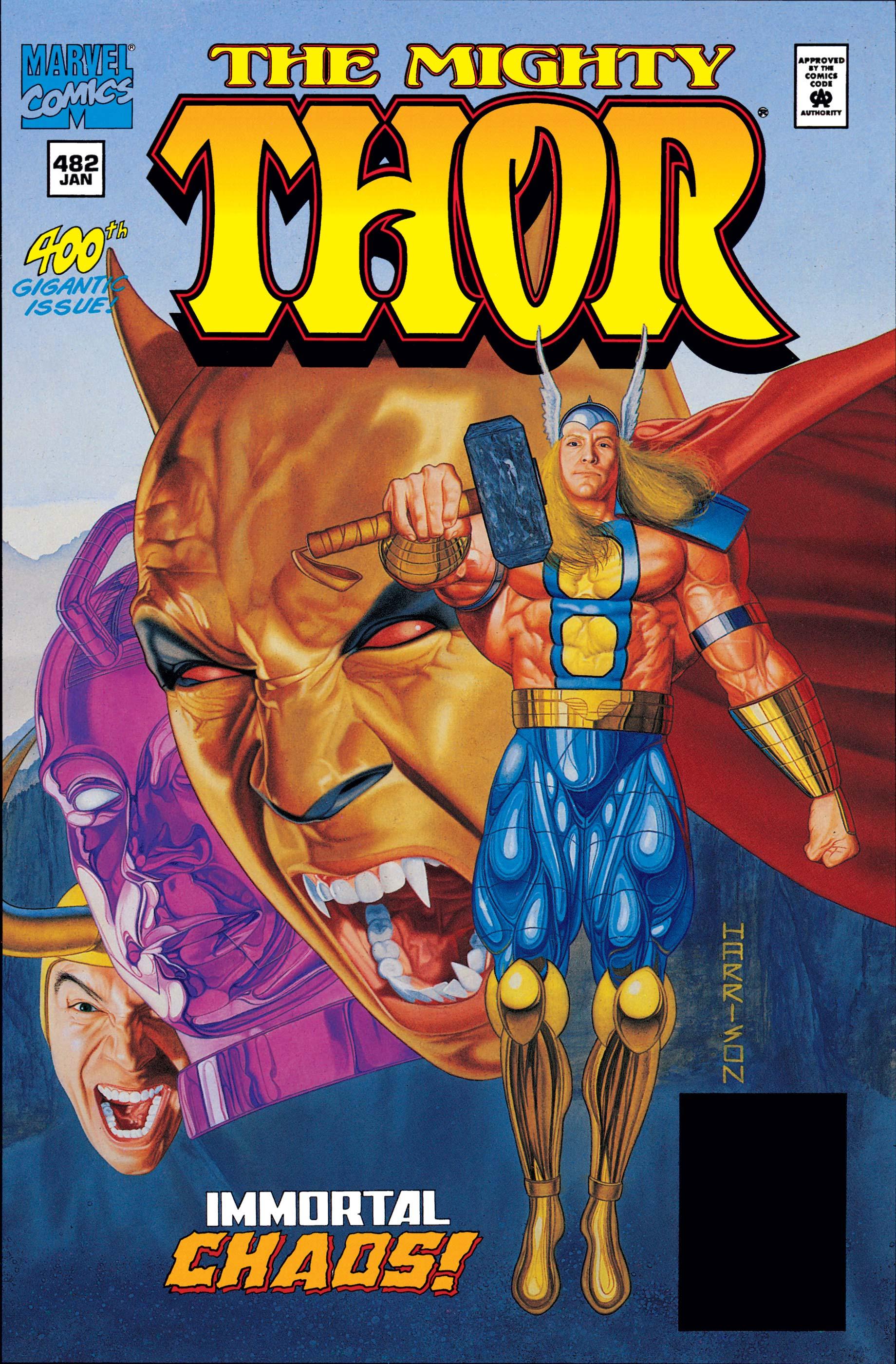 Thor (1966) #482