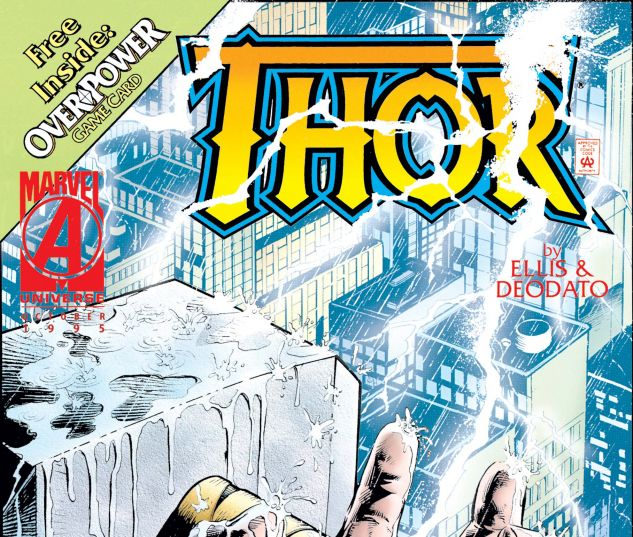 THOR (1966) #491