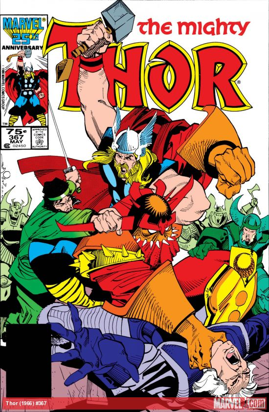 Thor (1966) #367