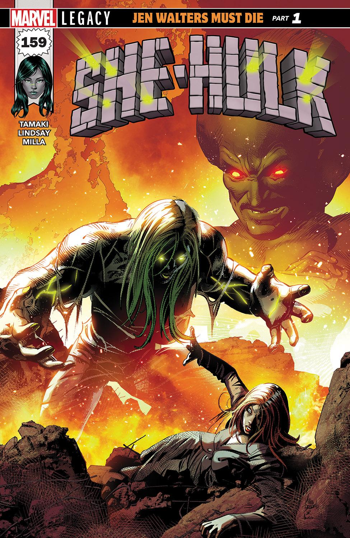 She-Hulk (2017) #159