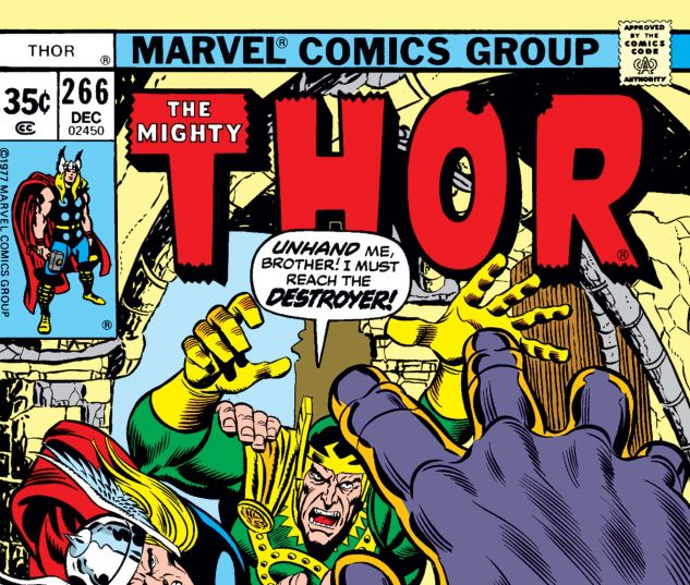 Thor (1966) #266