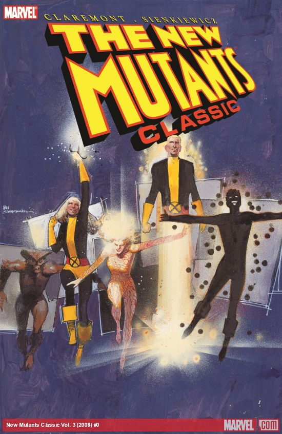 New Mutants Classic Vol. 3 (Trade Paperback)