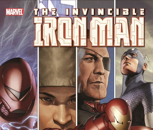 Iron Man 7-12