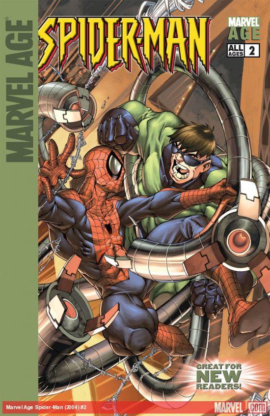 Marvel Age Spider-Man (2004) #2