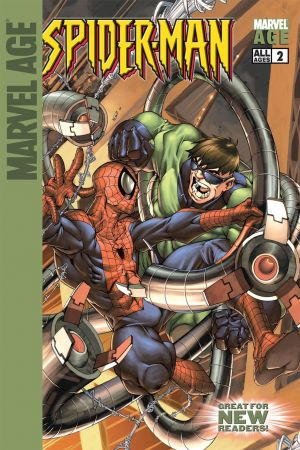 Marvel Age Spider-Man #2