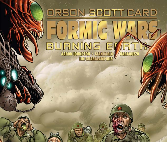 Formic Wars: Burning Earth (2011) #7