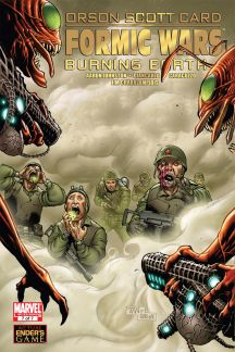 Formic Wars: Burning Earth #7
