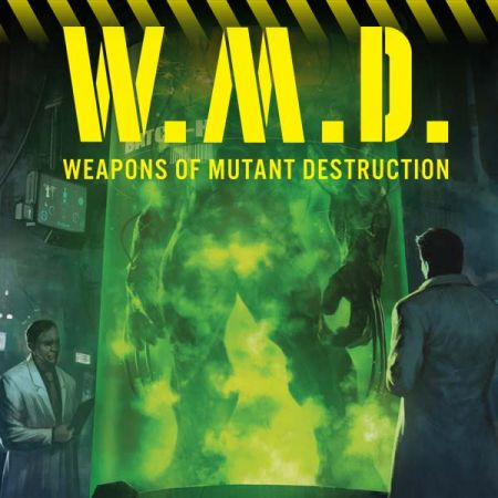 Weapons of Mutant Destruction: Alpha (2017)