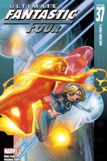 Ultimate Fantastic Four (2003) #37