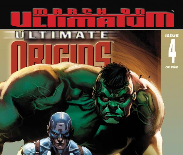 ULTIMATE ORIGINS (2008) #5