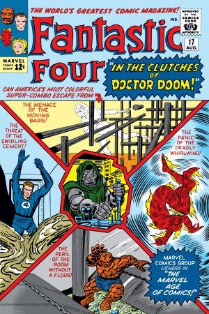 Fantastic Four (1961) #17