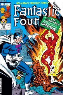 Fantastic Four #322